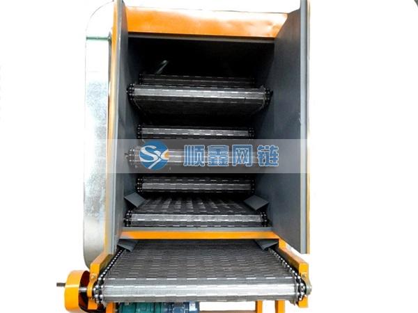 六层链板烘干机