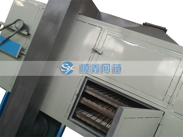 循环风带式干燥机