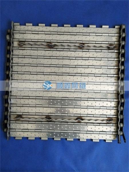 数控车床排屑机链板