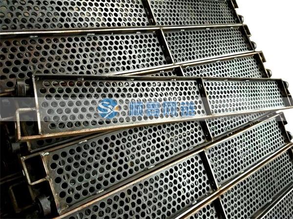 型煤翻板链板