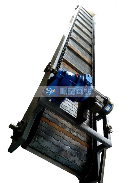 碳钢链板输送机